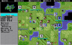 Civilization PC MS-DOS 53