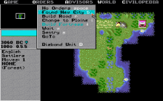 Civilization PC MS-DOS 60