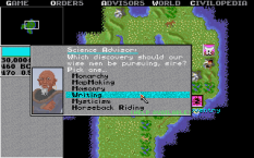Civilization PC MS-DOS 62