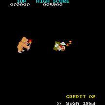 Congo Bongo Arcade 02