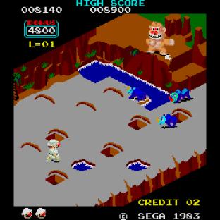 Congo Bongo Arcade 12