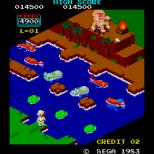 Congo Bongo Arcade 15
