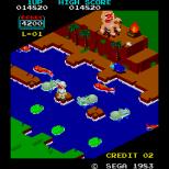 Congo Bongo Arcade 16