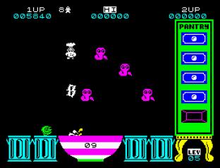 Cookie ZX Spectrum 20