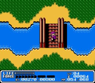 Crystalis NES 09
