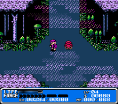 Crystalis NES 11