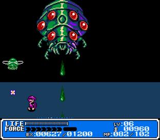 Crystalis NES 12