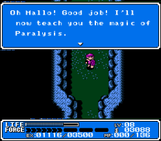 Crystalis NES 21