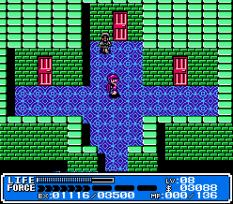 Crystalis NES 22