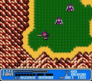 Crystalis NES 31