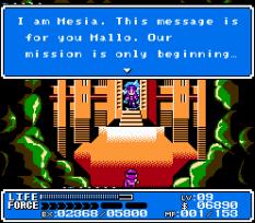 Crystalis NES 32