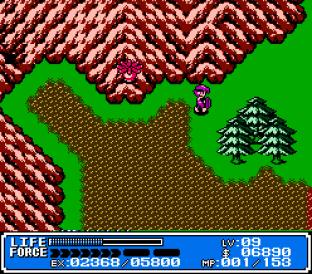 Crystalis NES 34