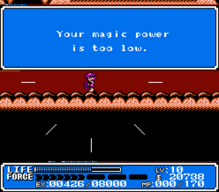 Crystalis NES 42
