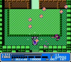 Crystalis NES 54