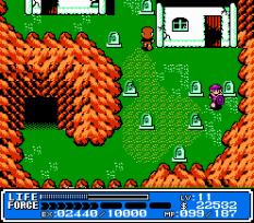 Crystalis NES 55