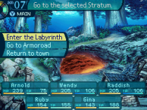 Etrian Odyssey III - Nintendo DS 048