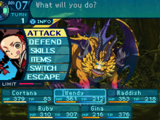 Etrian Odyssey III - Nintendo DS 146