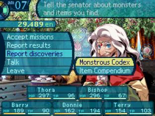 Etrian Odyssey III - Nintendo DS 152