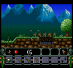 King Arthur's World SNES 03