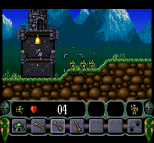 King Arthur's World SNES 04