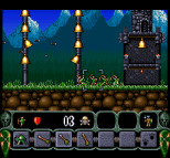 King Arthur's World SNES 05