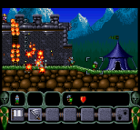 King Arthur's World SNES 08