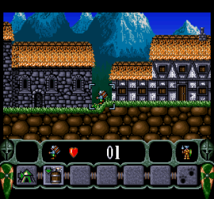 King Arthur's World SNES 09