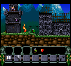 King Arthur's World SNES 10