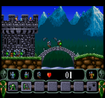 King Arthur's World SNES 13