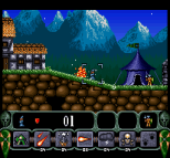 King Arthur's World SNES 15