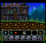 King Arthur's World SNES 16