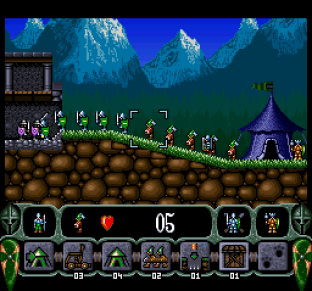 King Arthur's World SNES 20