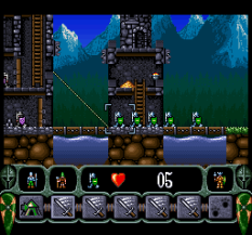 King Arthur's World SNES 21
