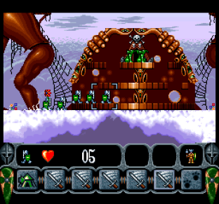 King Arthur's World SNES 23