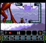 King Arthur's World SNES 24