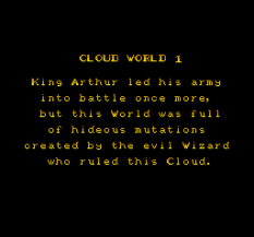 King Arthur's World SNES 37