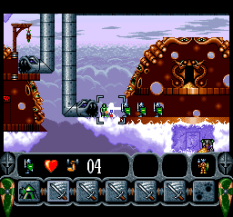 King Arthur's World SNES 38