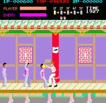 Kung-Fu Master (1984) Arcade 05