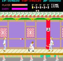 Kung-Fu Master (1984) Arcade 06
