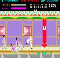 Kung-Fu Master (1984) Arcade 08