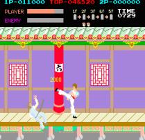 Kung-Fu Master (1984) Arcade 13
