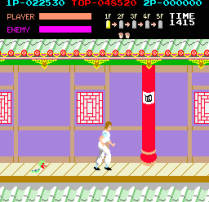 Kung-Fu Master (1984) Arcade 18