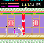 Kung-Fu Master (1984) Arcade 30