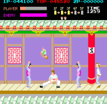 Kung-Fu Master (1984) Arcade 35