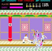 Kung-Fu Master (1984) Arcade 36