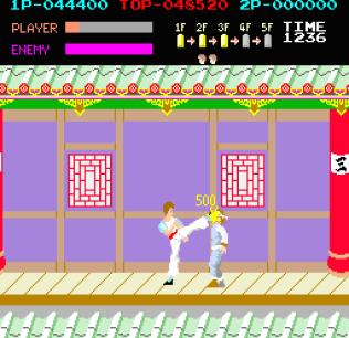 Kung-Fu Master (1984) Arcade 37