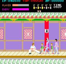 Kung-Fu Master (1984) Arcade 38