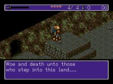Landstalker Sega Megadrive 10