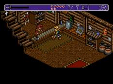 Landstalker Sega Megadrive 22