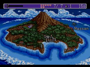 Landstalker Sega Megadrive 23